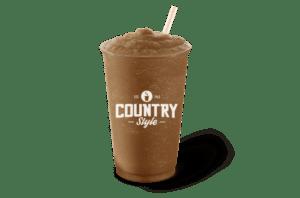 iced mocha capp